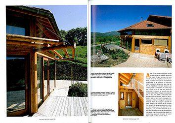 Maisons & Bois n°71, juin juillet 2006