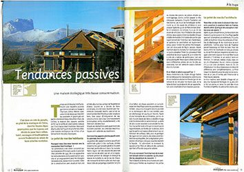 La Maison Écologique n°41, octobre/novembre 2007