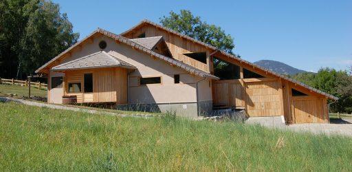 Maison D. – St Vincent les forts – 2009
