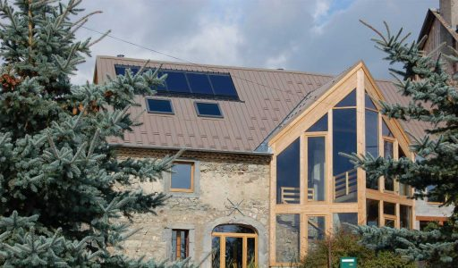 Maison J. – Chantaussel – 2012 – 99 m2
