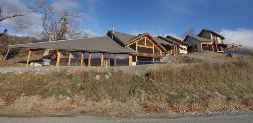 Miellerie et maison C. – Chabottonnes – 2008
