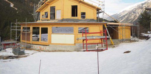 Maison D. & E. – Val des Prés – en cours – 129 m2