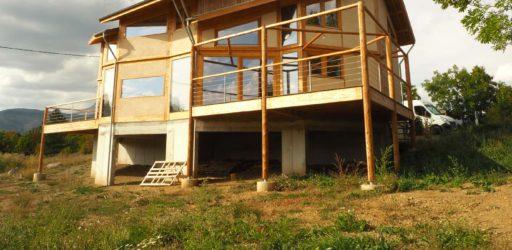 Maison W. & P. – Corréo – 2018 – 173 m2