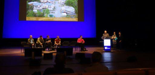 """Conférence """"Le bois pour l'habitat participatif"""" au Forum International Bois Construction, Nancy, vendredi 05 avril 2019"""